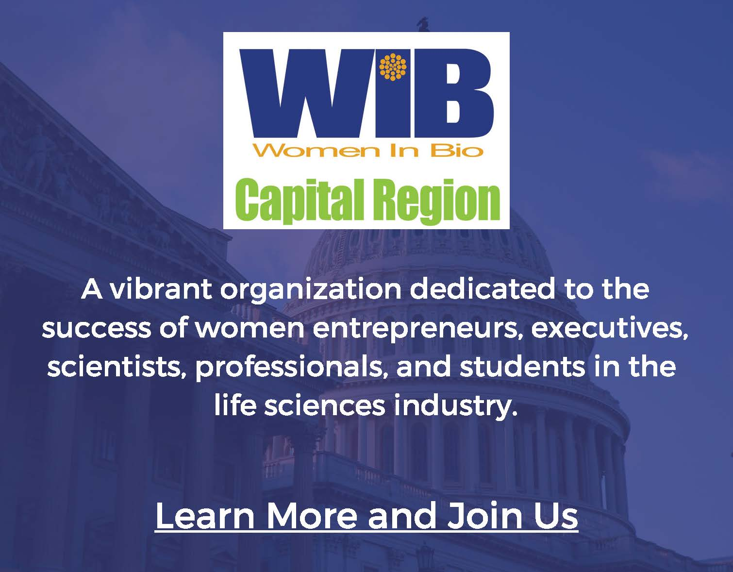 Women in Bio - Capital Region